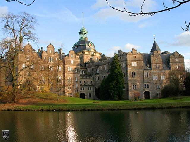 Schloss Bückeburg in Niedersachsen
