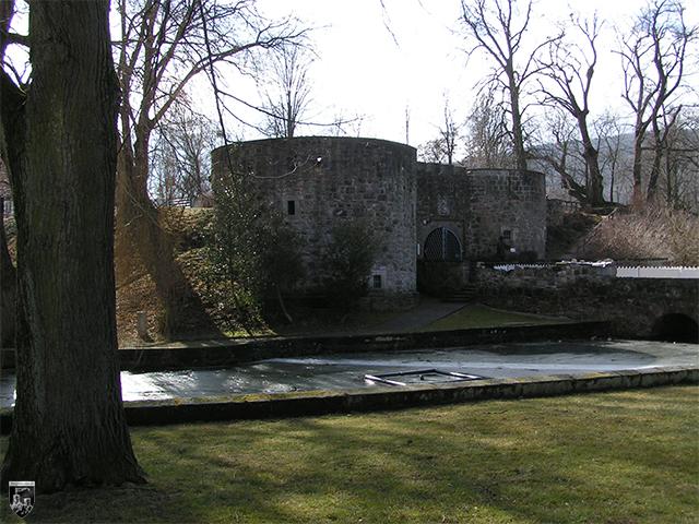 Festung und Burg Coppenbrügge in Niedersachsen