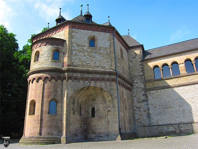 Burg Goslar, Goslarer Kaiserpfalz