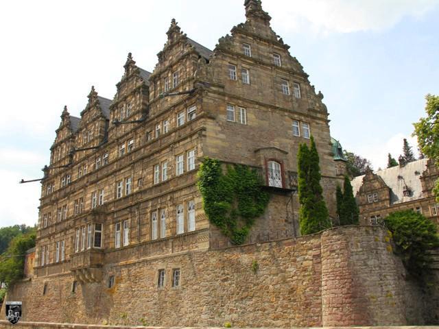 Schloss Hämelschenburg in Niedersachsen