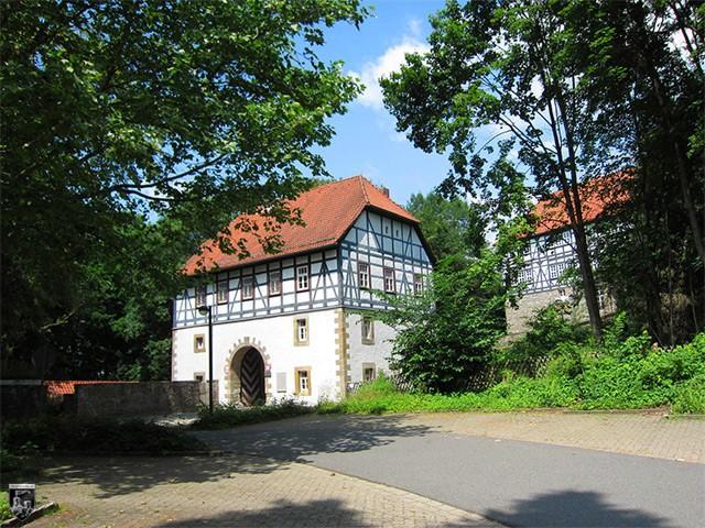 Schloss Herzberg, Welfenschloss in Niedersachsen