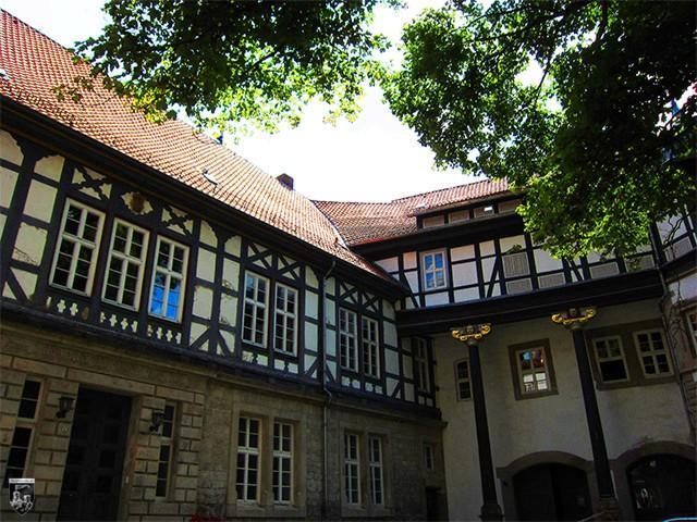 Burg Herzberg, Welfenschloss