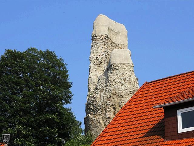 Burg Osterode, Alte Burg in Niedersachsen