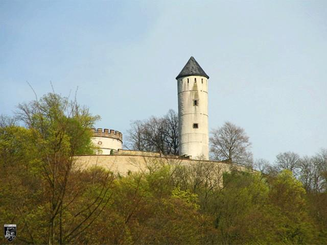 Burg Plesse in Niedersachsen