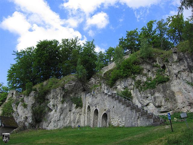 Burg Scharzfels in Niedersachsen