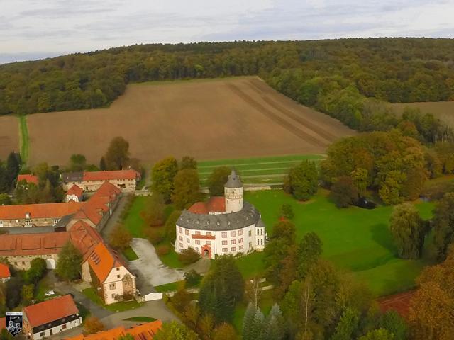 Schloss Oelber in Niedersachsen