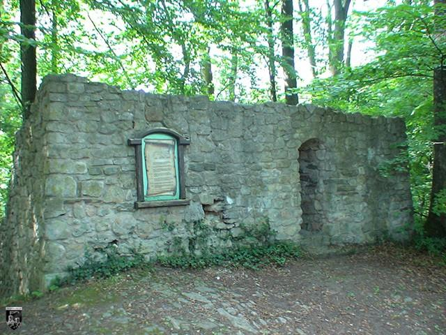 Burg Staufenburg, Stauffenburg