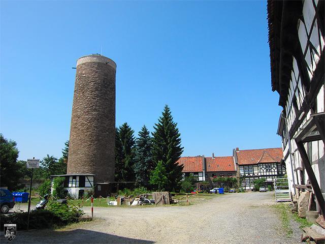 Burg Vienenburg in Niedersachsen