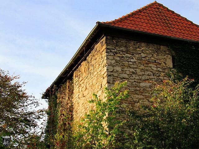 Burg Wittmar in Niedersachsen
