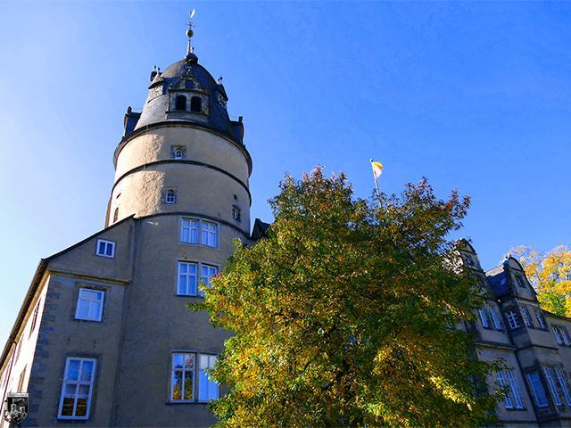 Fürstliche Residenz Schloss Detmold