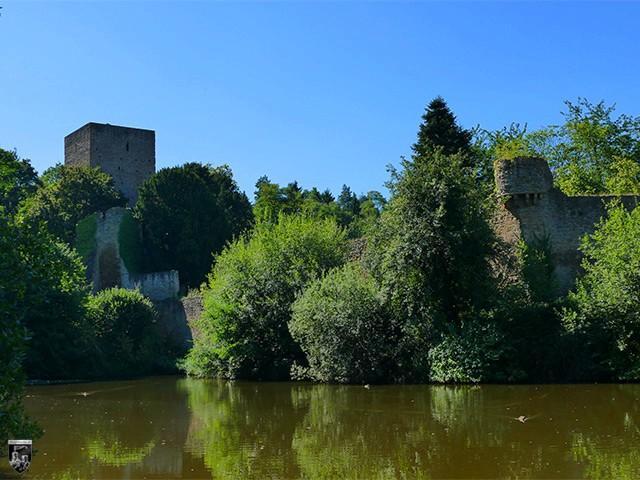 Burg Hardtburg in Nordrhein-Westfalen