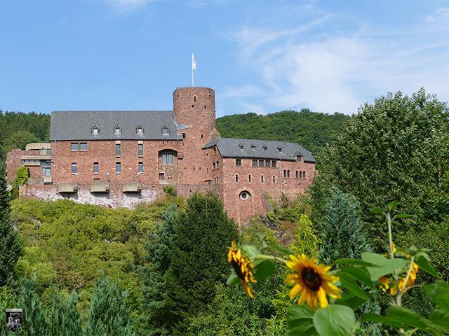 Burg Hengebach, Heimbach in Nordrhein-Westfalen