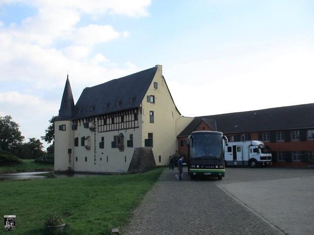 Burg Langendorf in Nordrhein-Westfalen