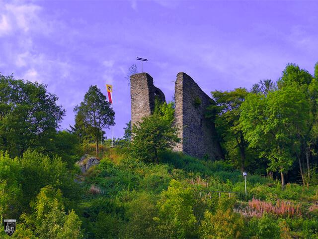 Burg Haller in Nordrhein-Westfalen