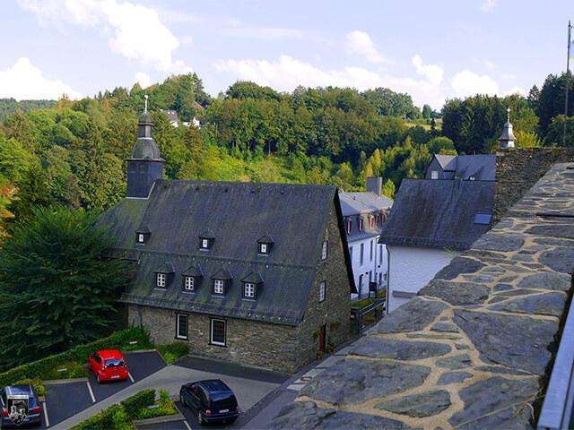 Burg Monschau - Die Burgkapelle