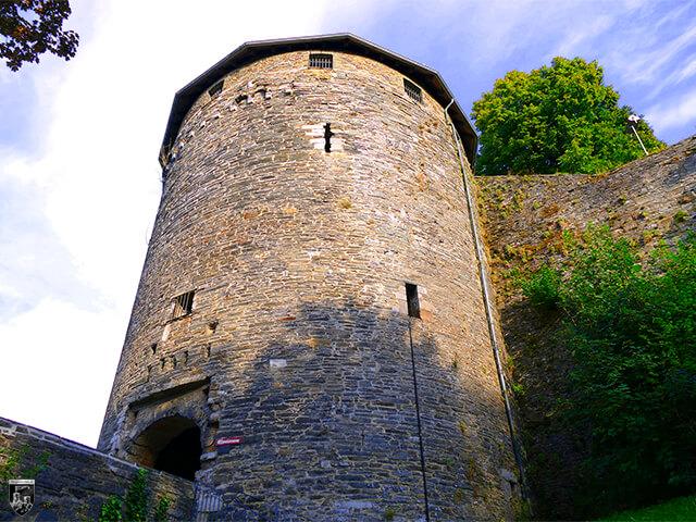 Burg Monschau - Der Eselsturm
