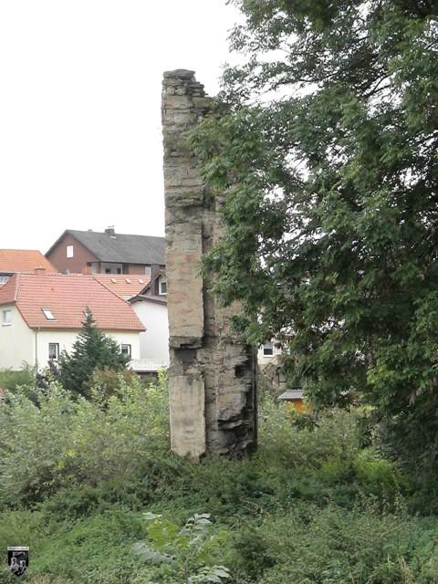 Burg Niederburg, Erpernburg