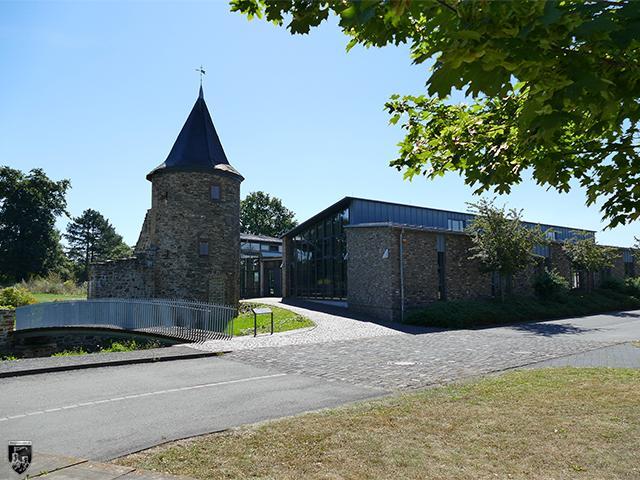 Obere Burg Kuchenheim in Nordrhein-Westfalen