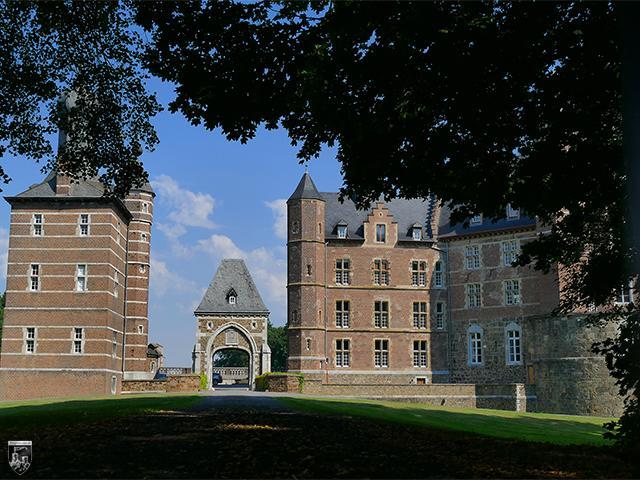 Schloss Merode in Nordrhein-Westfalen