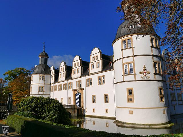 Schloss Neuhaus, Paderborn in Nordrhein-Westfalen