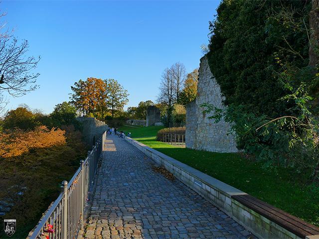 Burg Sparrenburg, Sparrenberg, Sparenburg