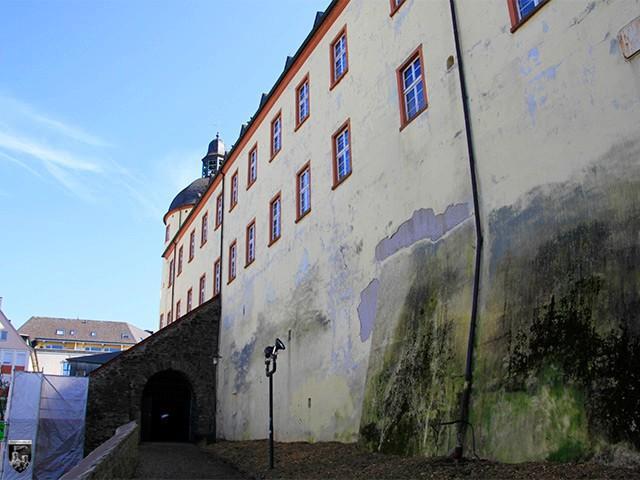 Burg Unteres Schloss Siegen, Nassauischer Hof