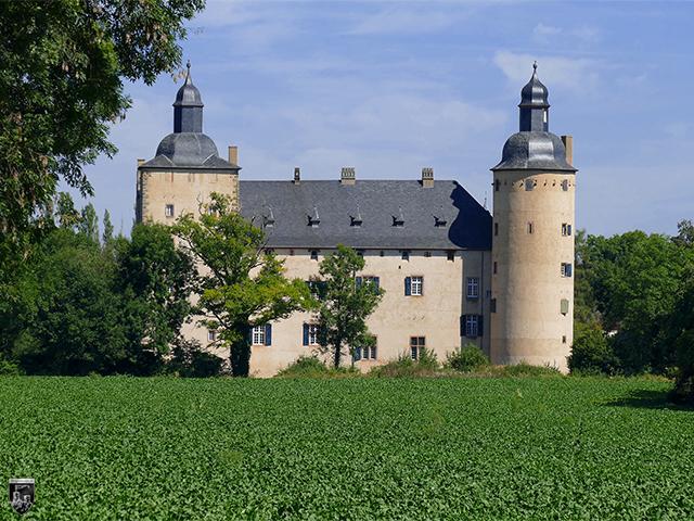 Burg Veynau in Nordrhein-Westfalen