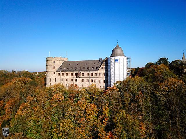 Burg Wewelsburg in Nordrhein-Westfalen