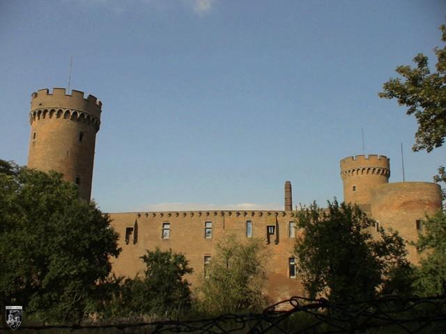 Burg Zülpich in Nordrhein-Westfalen