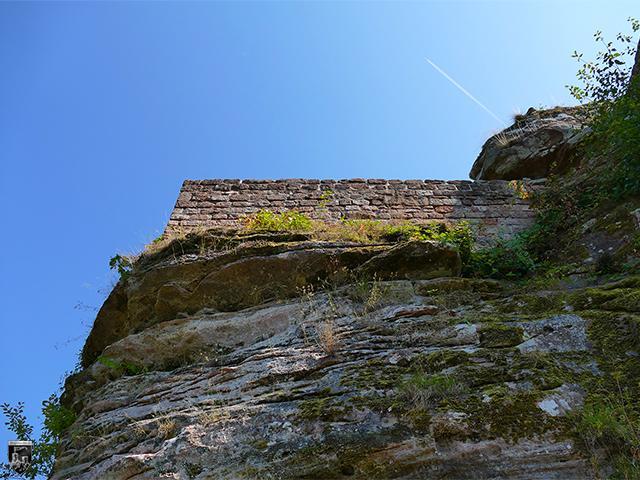 Burg Alt-Dahn, Dahner Burgen