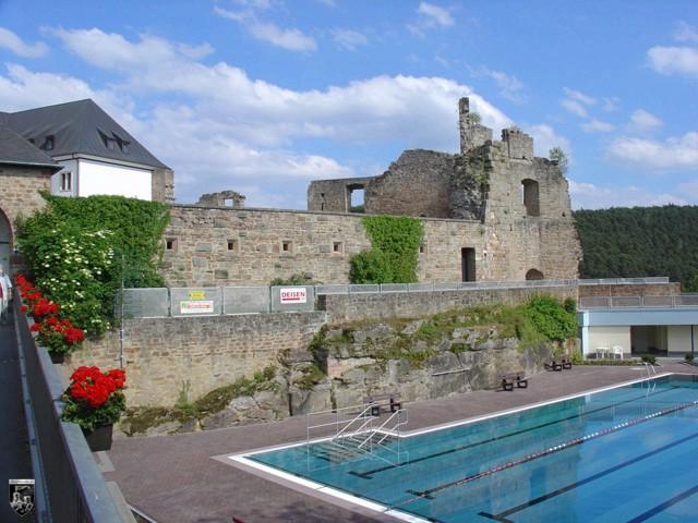 Burg Altleiningen, Alt Leiningen in Rheinland-Pfalz