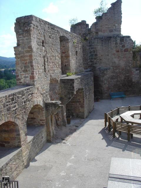 Altleiningen, Alt Leiningen (Burg, Spornburg) - Burgenarchiv.de