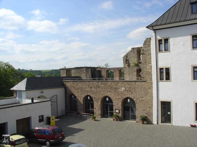 Burg Altleiningen, Alt Leiningen