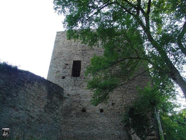 Burg Alt Wolfstein in Rheinland-Pfalz