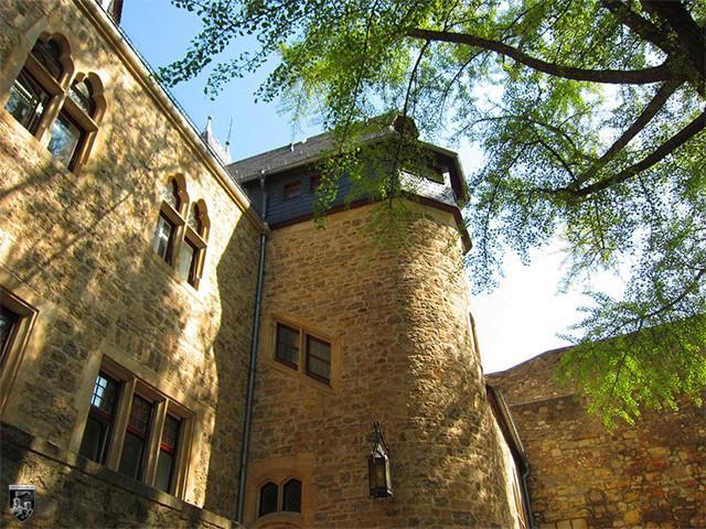 Burg Alzey, Stein, Ravensburg