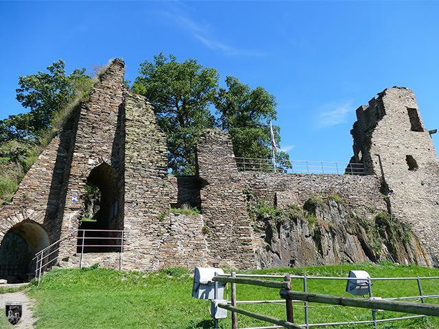 Burg Are in Rheinland-Pfalz