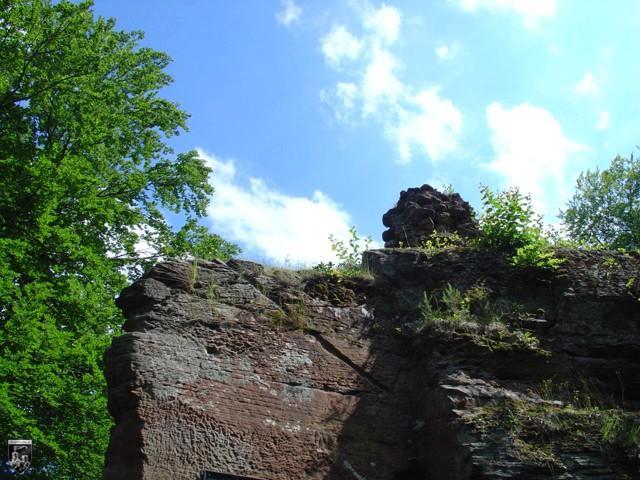 Burg Beilstein in Rheinland-Pfalz