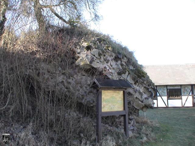 Burg Böckelheim, Schlossböckelheim