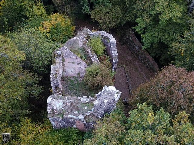 Burg Breitenstein in Rheinland-Pfalz