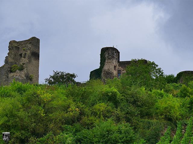 Burg Coraidelstein, Klotten in Rheinland-Pfalz