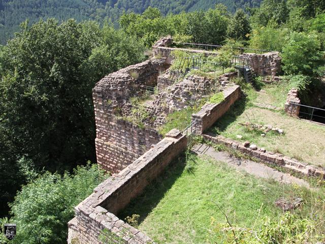 Burg Drachenfels