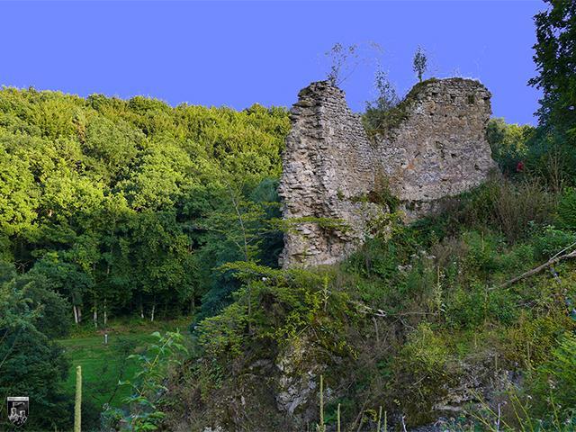Burg Dreimühlen in Rheinland-Pfalz