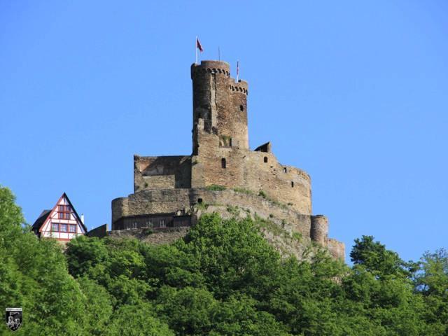 Burg Ehrenburg in Rheinland-Pfalz