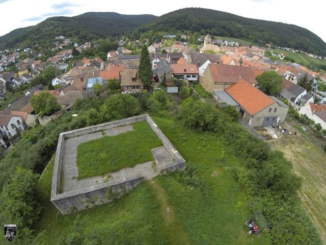 Burg Gimmeldingen, Alte Burg in Rheinland-Pfalz