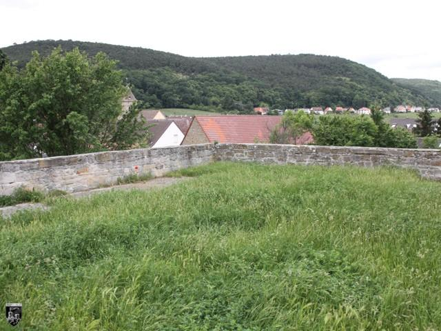 Burg Gimmeldingen, Alte Burg