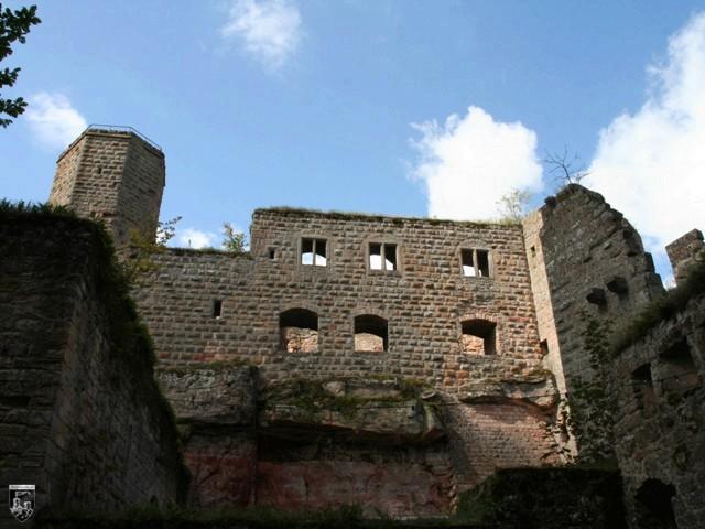 Burg Gräfenstein in Rheinland-Pfalz