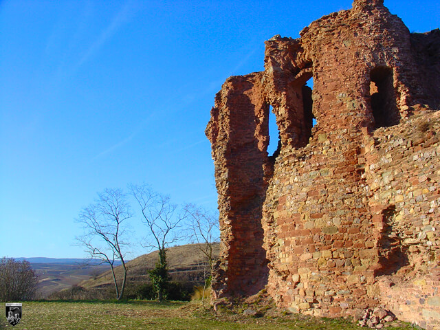 Burg Gutenburg, Gutenberg, Weitersheim