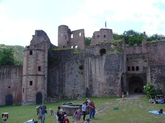 Schloss & Festung Hardenburg, Hardenberg