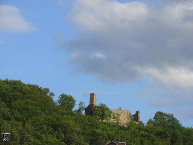 Burg Hohenecken in Rheinland-Pfalz