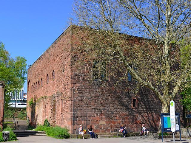 Burg Kaiserslautern, Casimirschloss
